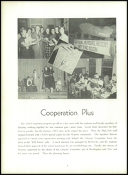Page 10, 1954 Edition, Warren G Harding High School - Echoes Yearbook (Warren, OH) online yearbook collection