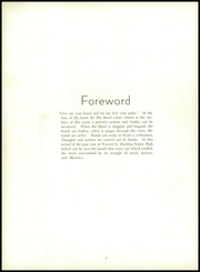 Page 6, 1954 Edition, Warren G Harding High School - Echoes Yearbook (Warren, OH) online yearbook collection