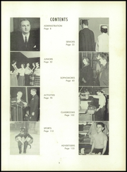 Page 7, 1954 Edition, Warren G Harding High School - Echoes Yearbook (Warren, OH) online yearbook collection