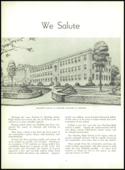 Page 8, 1954 Edition, Warren G Harding High School - Echoes Yearbook (Warren, OH) online yearbook collection