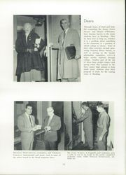 Page 16, 1956 Edition, Warren G Harding High School - Echoes Yearbook (Warren, OH) online yearbook collection