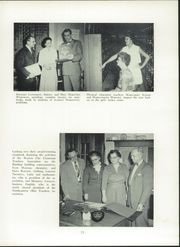 Page 17, 1956 Edition, Warren G Harding High School - Echoes Yearbook (Warren, OH) online yearbook collection
