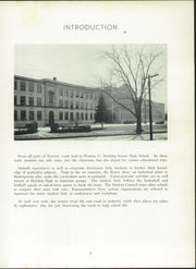 Page 7, 1956 Edition, Warren G Harding High School - Echoes Yearbook (Warren, OH) online yearbook collection