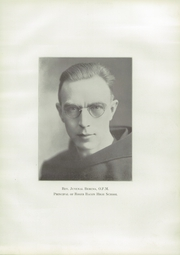 Page 15, 1930 Edition, Roger Bacon High School - Troubadour Yearbook (Cincinnati, OH) online yearbook collection