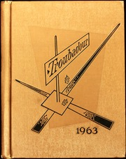 Page 1, 1963 Edition, Roger Bacon High School - Troubadour Yearbook (Cincinnati, OH) online yearbook collection