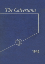 Page 1, 1942 Edition, Calvert High School - Calvertana Yearbook (Tiffin, OH) online yearbook collection