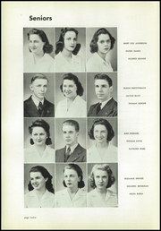 Page 14, 1942 Edition, Calvert High School - Calvertana Yearbook (Tiffin, OH) online yearbook collection