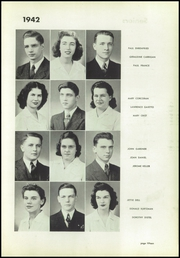 Page 17, 1942 Edition, Calvert High School - Calvertana Yearbook (Tiffin, OH) online yearbook collection