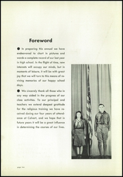 Page 4, 1942 Edition, Calvert High School - Calvertana Yearbook (Tiffin, OH) online yearbook collection