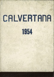 Page 1, 1954 Edition, Calvert High School - Calvertana Yearbook (Tiffin, OH) online yearbook collection