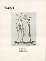 Page 13, 1954 Edition, Calvert High School - Calvertana Yearbook (Tiffin, OH) online yearbook collection