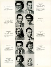 Page 16, 1954 Edition, Calvert High School - Calvertana Yearbook (Tiffin, OH) online yearbook collection