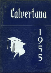 Page 1, 1955 Edition, Calvert High School - Calvertana Yearbook (Tiffin, OH) online yearbook collection