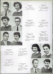Page 16, 1955 Edition, Calvert High School - Calvertana Yearbook (Tiffin, OH) online yearbook collection