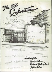 Page 5, 1955 Edition, Calvert High School - Calvertana Yearbook (Tiffin, OH) online yearbook collection