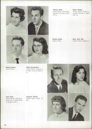 Page 14, 1959 Edition, Calvert High School - Calvertana Yearbook (Tiffin, OH) online yearbook collection