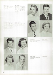 Page 16, 1959 Edition, Calvert High School - Calvertana Yearbook (Tiffin, OH) online yearbook collection