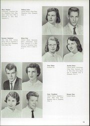 Page 17, 1959 Edition, Calvert High School - Calvertana Yearbook (Tiffin, OH) online yearbook collection