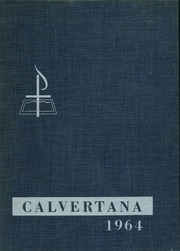 Calvert High School - Calvertana Yearbook (Tiffin, OH) online yearbook collection, 1964 Edition, Page 1