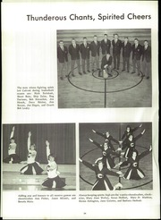 Page 38, 1965 Edition, Calvert High School - Calvertana Yearbook (Tiffin, OH) online yearbook collection