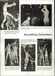 Page 44, 1965 Edition, Calvert High School - Calvertana Yearbook (Tiffin, OH) online yearbook collection