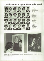 Page 48, 1965 Edition, Calvert High School - Calvertana Yearbook (Tiffin, OH) online yearbook collection