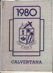 Page 1, 1980 Edition, Calvert High School - Calvertana Yearbook (Tiffin, OH) online yearbook collection