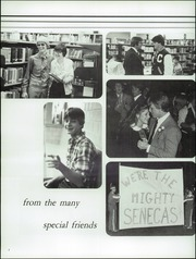 Page 8, 1983 Edition, Calvert High School - Calvertana Yearbook (Tiffin, OH) online yearbook collection