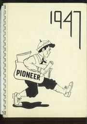 Swanton High School - Pioneer Yearbook (Swanton, OH) online yearbook collection, 1947 Edition, Page 1