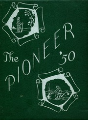 Page 1, 1950 Edition, Swanton High School - Pioneer Yearbook (Swanton, OH) online yearbook collection