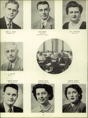 Page 10, 1950 Edition, Swanton High School - Pioneer Yearbook (Swanton, OH) online yearbook collection