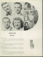 Page 22, 1951 Edition, Swanton High School - Pioneer Yearbook (Swanton, OH) online yearbook collection