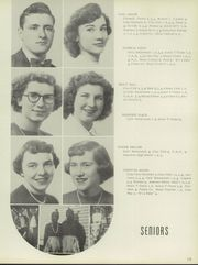 Page 23, 1951 Edition, Swanton High School - Pioneer Yearbook (Swanton, OH) online yearbook collection
