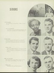 Page 25, 1951 Edition, Swanton High School - Pioneer Yearbook (Swanton, OH) online yearbook collection