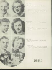 Page 26, 1951 Edition, Swanton High School - Pioneer Yearbook (Swanton, OH) online yearbook collection