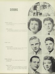 Page 27, 1951 Edition, Swanton High School - Pioneer Yearbook (Swanton, OH) online yearbook collection