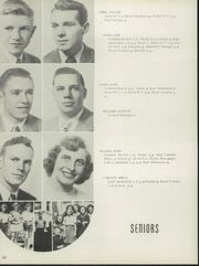 Page 28, 1951 Edition, Swanton High School - Pioneer Yearbook (Swanton, OH) online yearbook collection