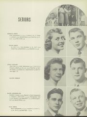 Page 29, 1951 Edition, Swanton High School - Pioneer Yearbook (Swanton, OH) online yearbook collection