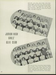 Page 54, 1951 Edition, Swanton High School - Pioneer Yearbook (Swanton, OH) online yearbook collection