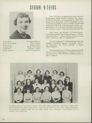 Page 60, 1951 Edition, Swanton High School - Pioneer Yearbook (Swanton, OH) online yearbook collection