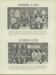 Page 61, 1951 Edition, Swanton High School - Pioneer Yearbook (Swanton, OH) online yearbook collection