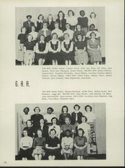 Page 62, 1951 Edition, Swanton High School - Pioneer Yearbook (Swanton, OH) online yearbook collection