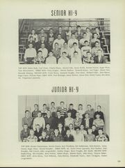 Page 63, 1951 Edition, Swanton High School - Pioneer Yearbook (Swanton, OH) online yearbook collection