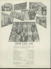 Page 64, 1951 Edition, Swanton High School - Pioneer Yearbook (Swanton, OH) online yearbook collection