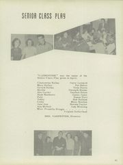 Page 65, 1951 Edition, Swanton High School - Pioneer Yearbook (Swanton, OH) online yearbook collection