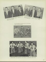 Page 67, 1951 Edition, Swanton High School - Pioneer Yearbook (Swanton, OH) online yearbook collection