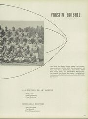 Page 69, 1951 Edition, Swanton High School - Pioneer Yearbook (Swanton, OH) online yearbook collection