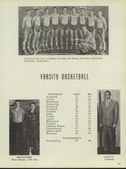 Page 71, 1951 Edition, Swanton High School - Pioneer Yearbook (Swanton, OH) online yearbook collection