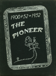 Page 1, 1952 Edition, Swanton High School - Pioneer Yearbook (Swanton, OH) online yearbook collection