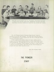 Page 8, 1952 Edition, Swanton High School - Pioneer Yearbook (Swanton, OH) online yearbook collection